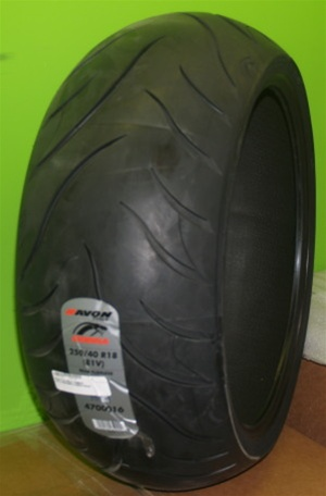 Avon 72 Cobra Rear 240 Tyre