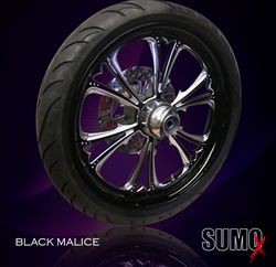 Malice Front Wheel for Harley, indian, victory