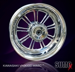 Kawasaki Mimic rear wheel for vn900